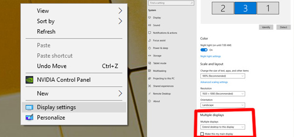 Tips for using a Multitouch Monitor with Windows 10 : Traxus Interactive